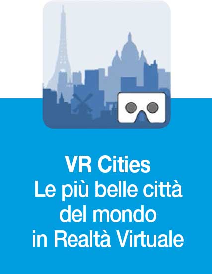 VRCities, turismo virtuale