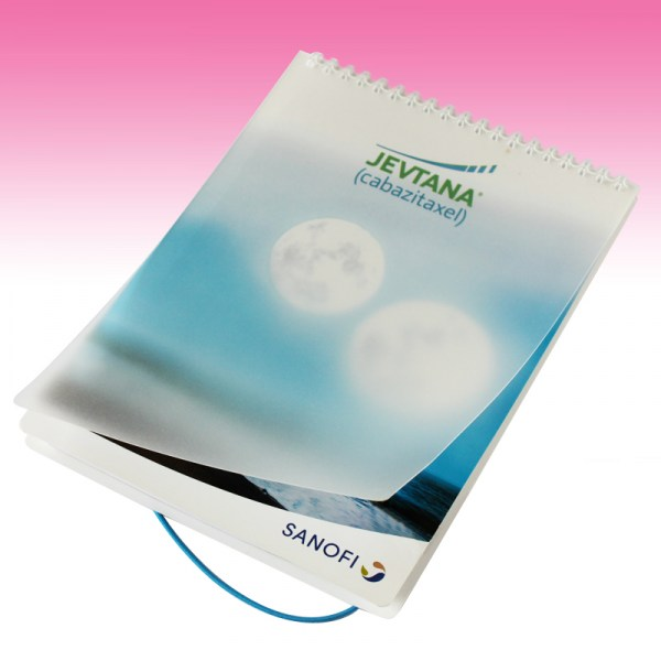 Luxury medical prescription notepad