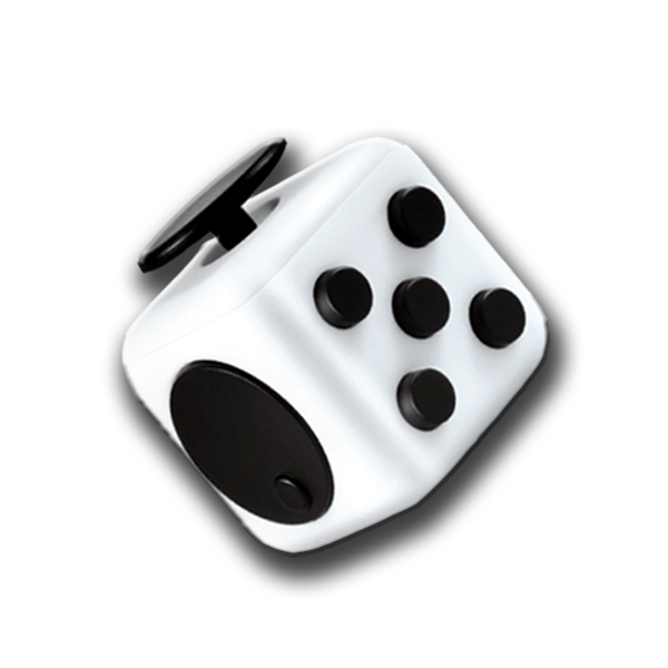 Fidget Cube with logo