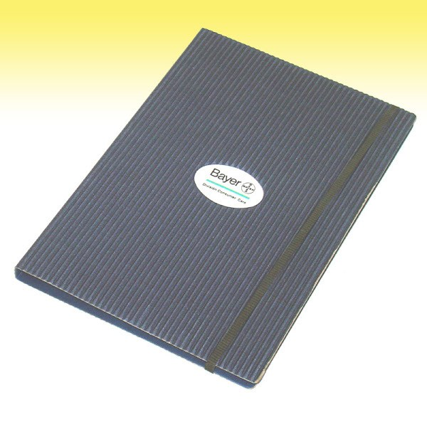 MemoPad waved Cartboard Cover