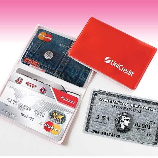 Branded Business Card Holder