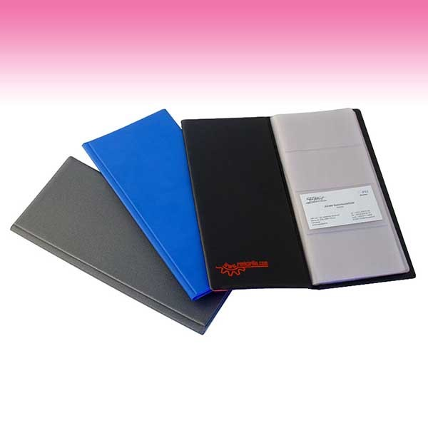 Porta biglietti da visita in polipropilene personalizzabilePolypropylene Business Card Holder