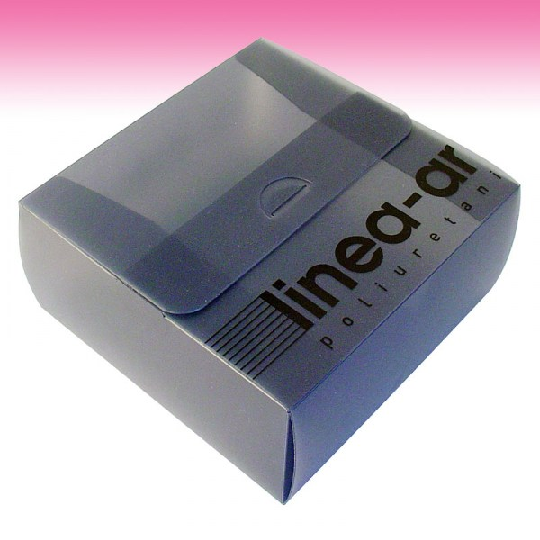 Branded PPL plastic boxes