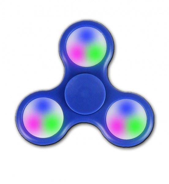 Bespoke Led Fidget Spinner