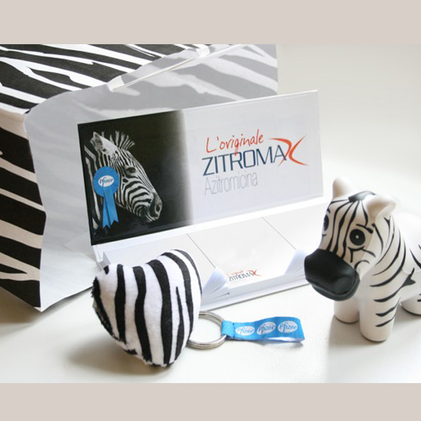 Zitromax - Pfizer - Customized Gadgets