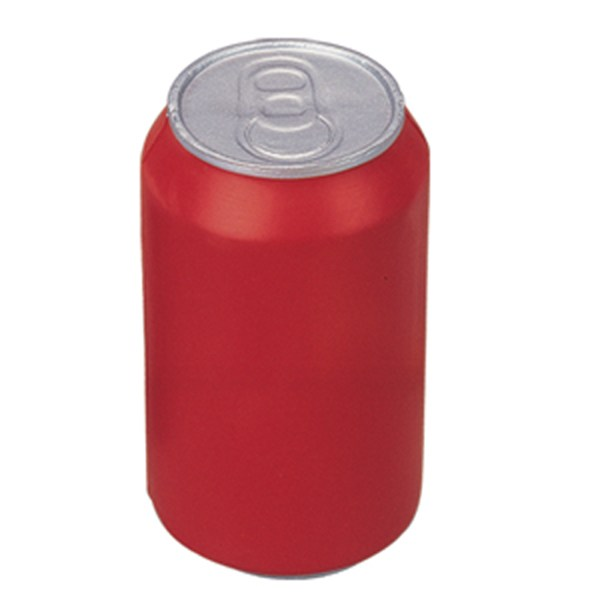 Stress Fizzy Drink Can